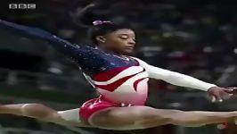 تجاوز مربی تیم ملی ژیملاستیک دختران آمریکا. به 4 نفراز تیم دارنده مدال طلا ال