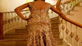 طراحی دوخت انواع مدل های لباس شب مجلسی در مزون آنیسا