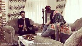 کلیپ جالب وتماشایی هومن ایرانمنش