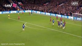 گلهای برتر دور رفت مرحله 18 نهایی لیگ قهرمانان اروپا