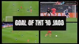 5 گل برتر دور رفت یک هشتم نهایی لیگ قهرمانان اروپا