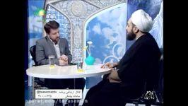 چرا حرّ بعد عمری گناه بهشتی شد بلعم باعورا بعد عمری..