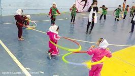 پیش دبستانی خرد داراب جشنواره ورزشی مراکز پیش دبستانی