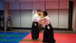 آموزش آیکیدو مِی سِی کای