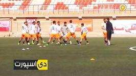 خلاصه دیدار تیمهای مس رفسنجان اکسین البرز