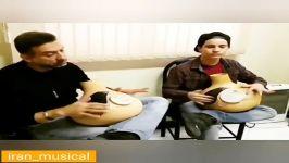 اجرای زیبای ساز کوزه آقای فربد یداللهی هنرجویشان